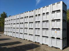 Palletboxen gebruikt