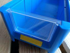ES 109 venster transparant