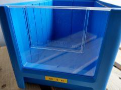 ES 4 H venster transparant