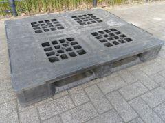 Kunststof pallets heavy