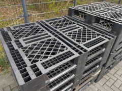 Kunststof pallets medium