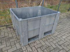 Grijze Dolav ACE palletbox