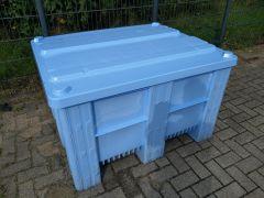 Dolav ACE palletbox met deksel