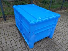 Dolav Ecoline 485 , palletbox met deksel