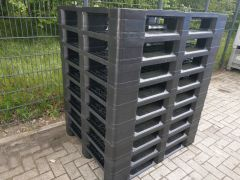 Capka ECO pallets, éénmalig gebruikt