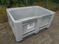 Capp Plast palletbox met sledes